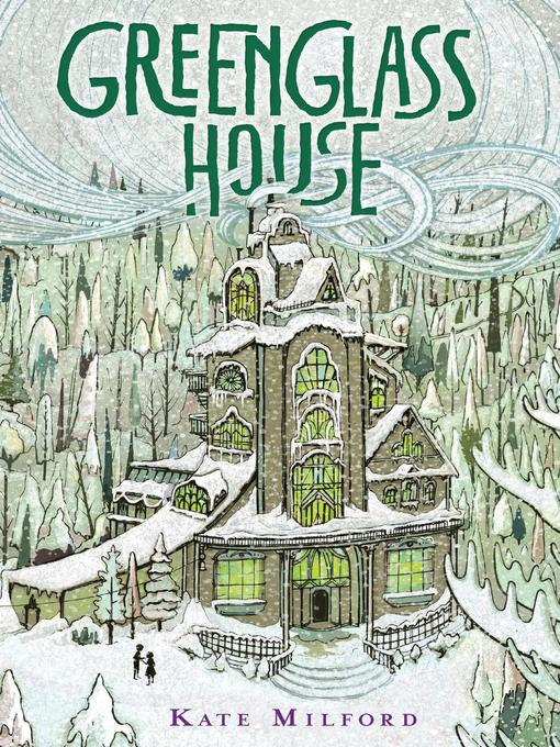 Cover of Greenglass House