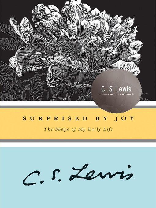 Cover image for Surprised by Joy