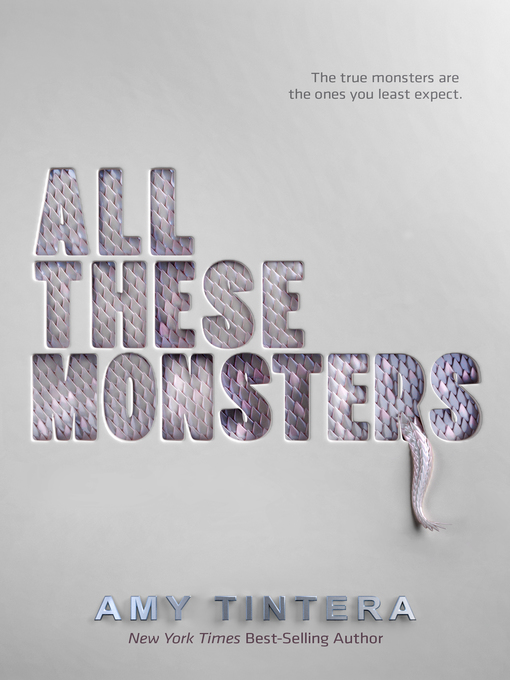 Title details for All These Monsters by Amy Tintera - Wait list