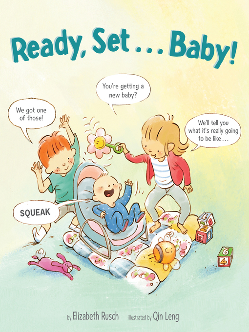 Cover of Ready, Set . . . Baby!