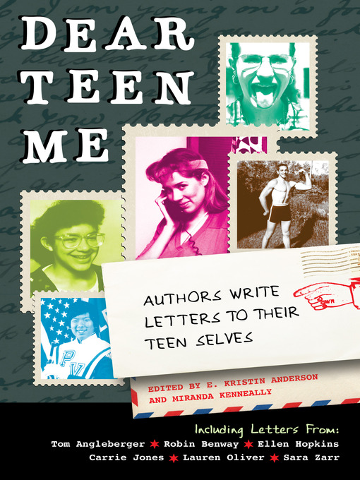 Cover of Dear Teen Me