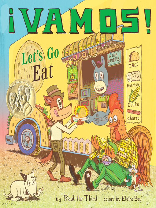 Title details for ¡Vamos! Let's Go Eat by Raúl the Third - Available
