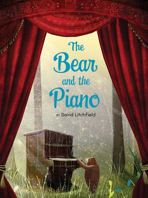 Cover of The Bear and the Piano