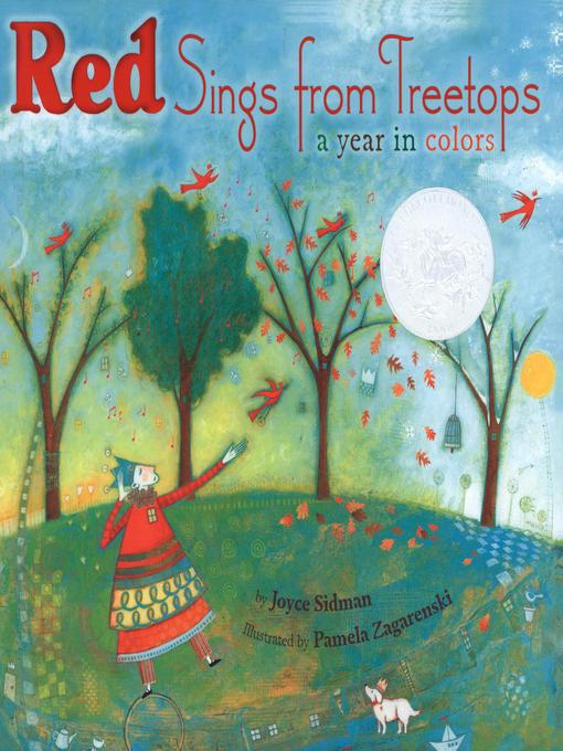 Title details for Red Sings from Treetops by Joyce Sidman - Available