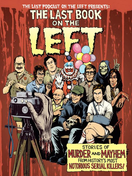 Cover of The Last Book on the Left