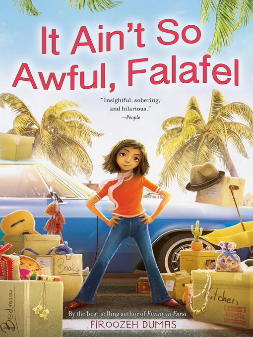 Title details for It Ain't So Awful, Falafel by Firoozeh Dumas - Wait list