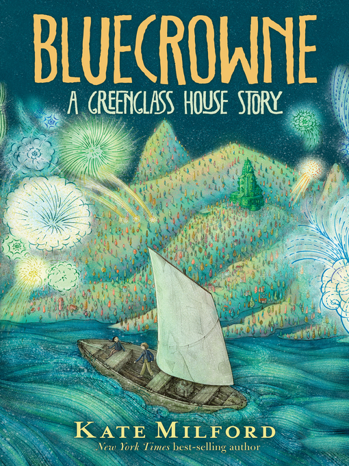 Title details for Bluecrowne by Kate Milford - Wait list