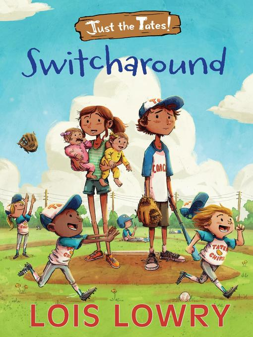 Title details for Switcharound by Lois Lowry - Wait list