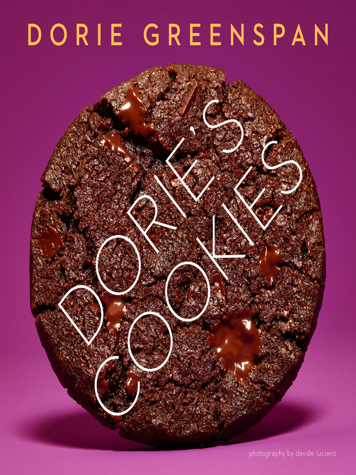 Title details for Dorie's Cookies by Dorie Greenspan - Available