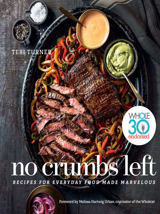 Title details for No Crumbs Left by Teri Turner - Wait list