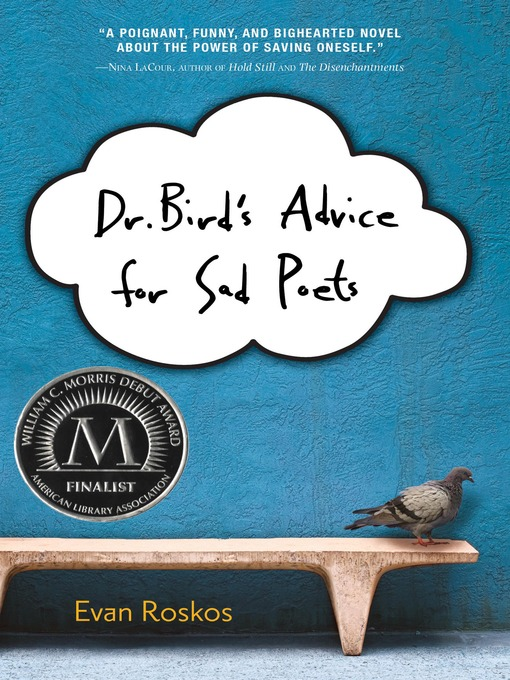Cover of Dr. Bird's Advice for Sad Poets