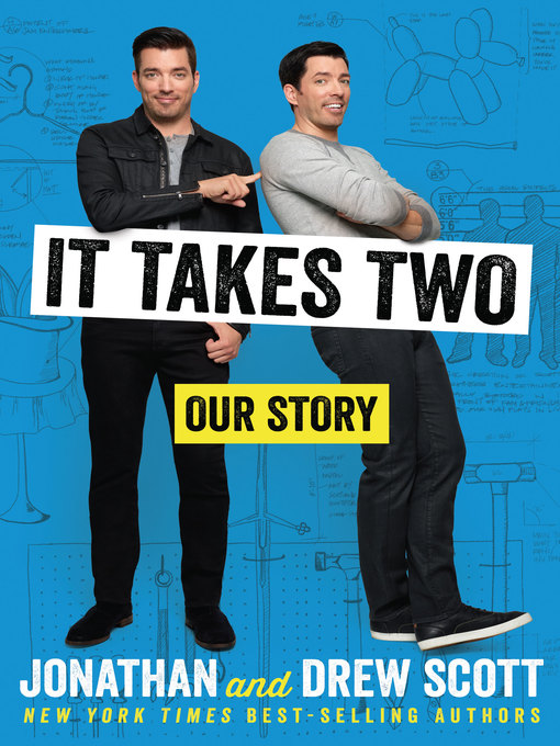 Title details for It Takes Two by Jonathan Scott - Available