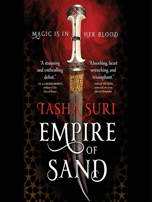 Title details for Empire of Sand by Tasha Suri - Wait list