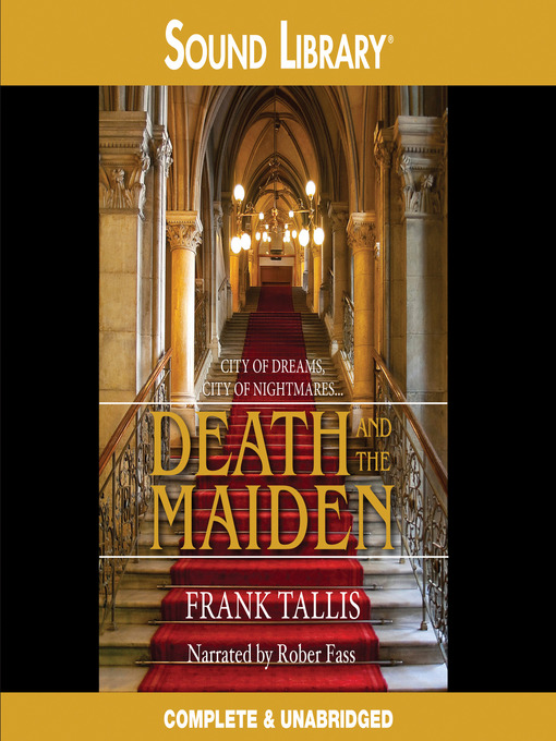 Title details for Death and the Maiden by Frank Tallis - Available