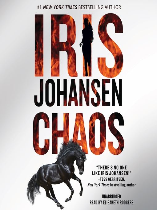 Title details for Chaos by Iris Johansen - Wait list