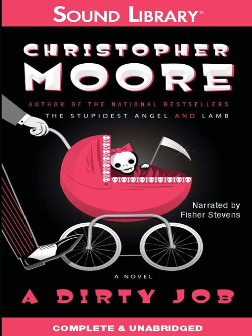 Title details for A Dirty Job by Christopher Moore - Available