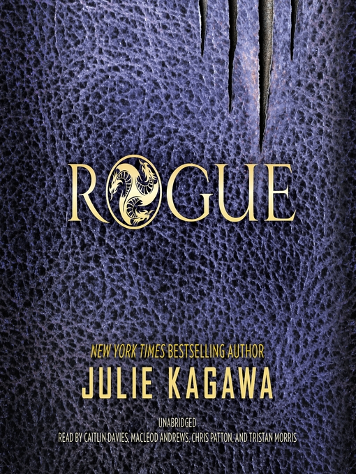 Cover image for book: Rogue