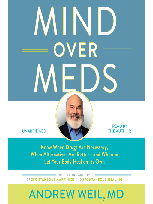 Cover of Mind over Meds