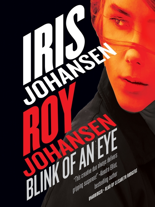 Title details for Blink of an Eye by Iris Johansen - Wait list