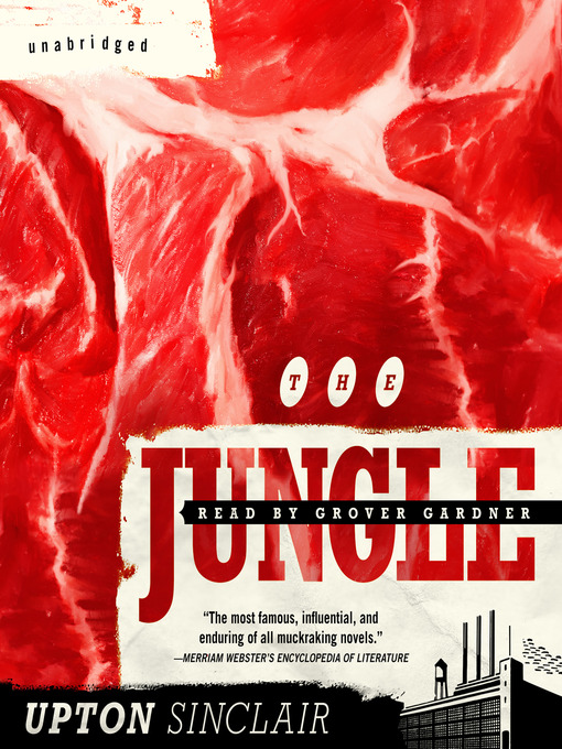 Title details for The Jungle by Upton Sinclair - Wait list
