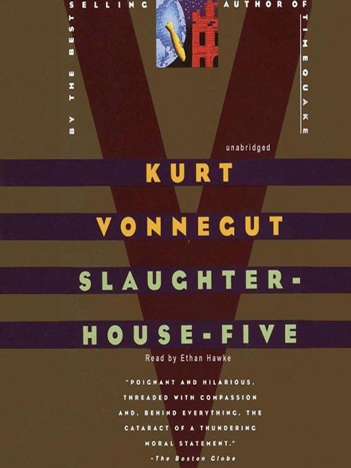 Title details for Slaughterhouse-Five by Kurt Vonnegut - Wait list