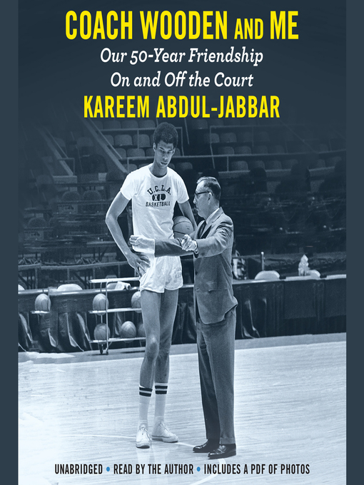 Title details for Coach Wooden and Me by Kareem Abdul-Jabbar - Available
