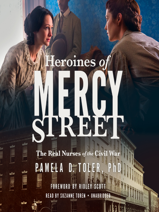 Cover of Heroines of Mercy Street
