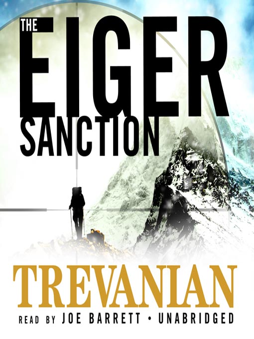 Title details for The Eiger Sanction by Trevanian - Wait list