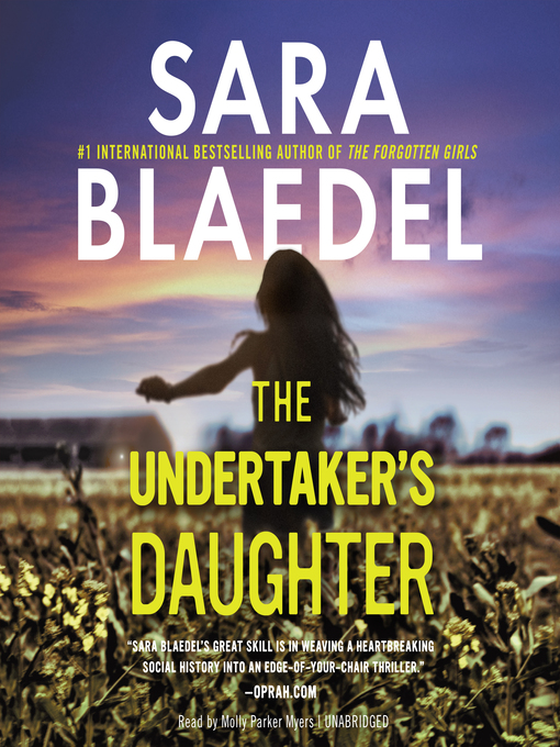 Title details for The Undertaker's Daughter by Sara Blaedel - Available