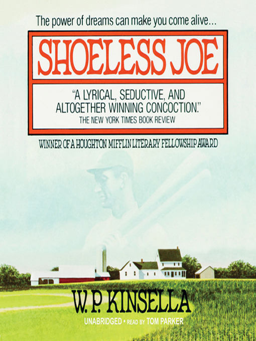 Cover of Shoeless Joe