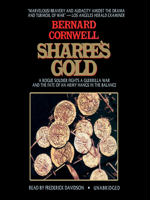Title details for Sharpe's Gold by Bernard Cornwell - Wait list