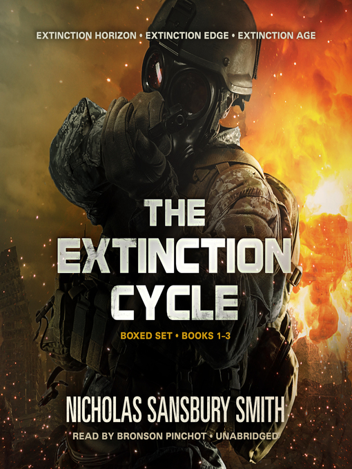 The Extinction Cycle Boxed Set: Extinction Horizon, Extinction Edge, and Extinction Age