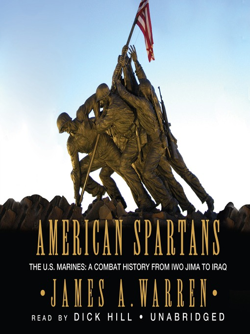 Cover of American Spartans
