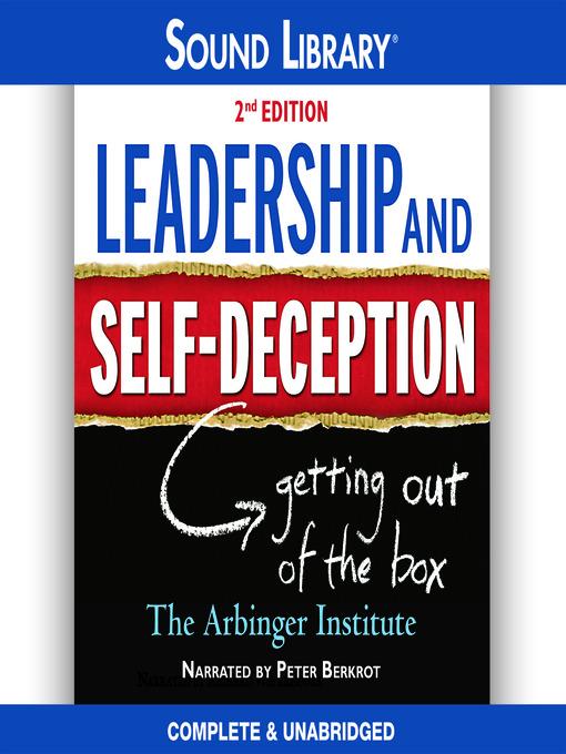 leadership and self deception pdf download