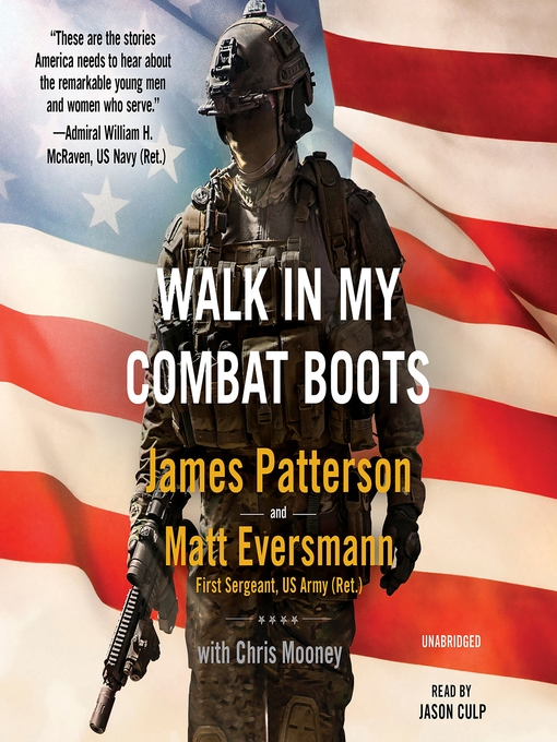 Title details for Walk in My Combat Boots by James Patterson - Wait list