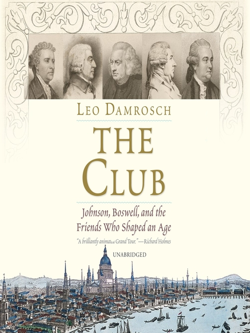 Title details for The Club by Leo Damrosch - Wait list