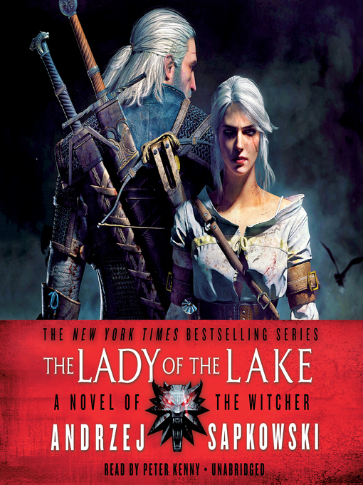 Title details for The Lady of the Lake by Andrzej Sapkowski - Wait list