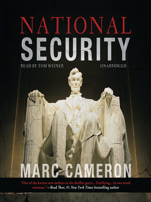 Title details for National Security by Marc Cameron - Available