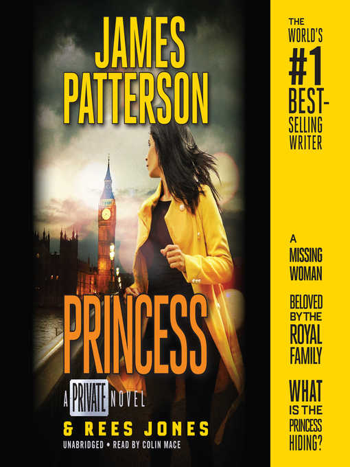 Title details for Princess by James Patterson - Available