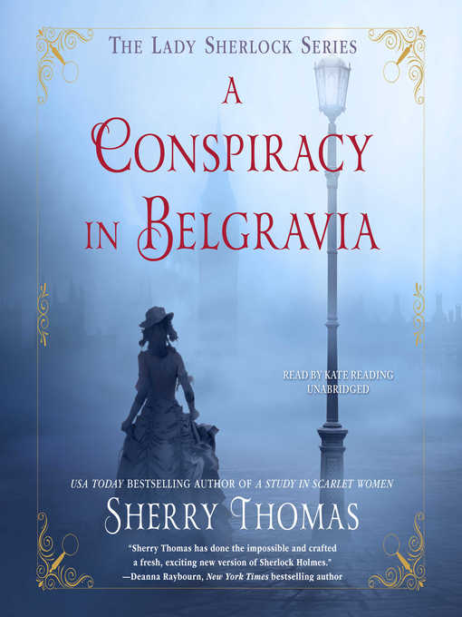 Title details for A Conspiracy in Belgravia by Sherry Thomas - Wait list