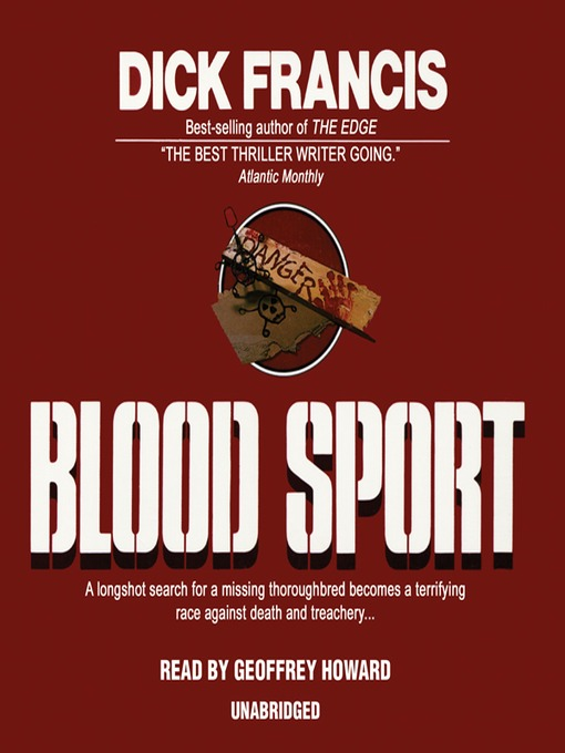 Title details for Blood Sport by Dick Francis - Available