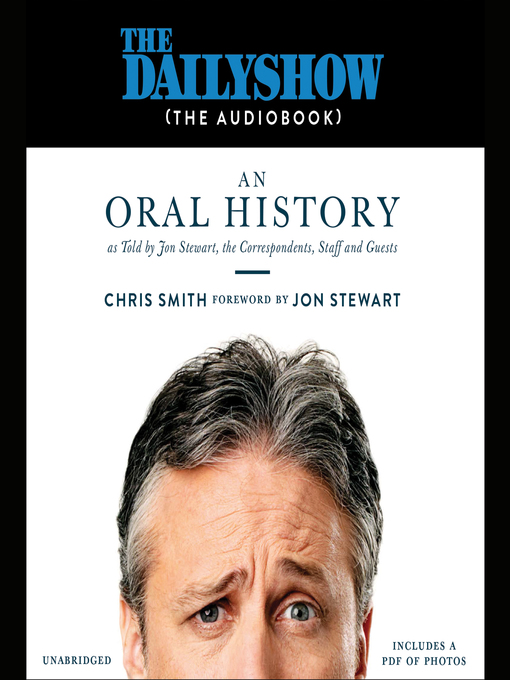 Cover image for The Daily Show (The AudioBook)