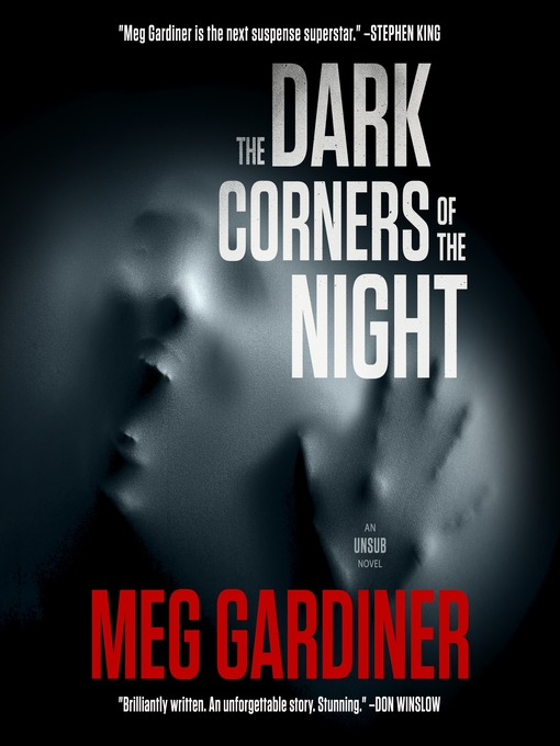 Title details for The Dark Corners of the Night by Meg Gardiner - Wait list