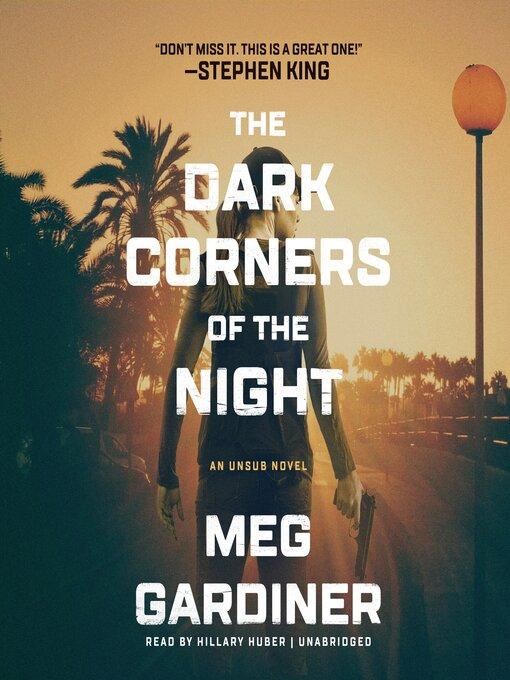The Dark Corners of the Night Book Cover
