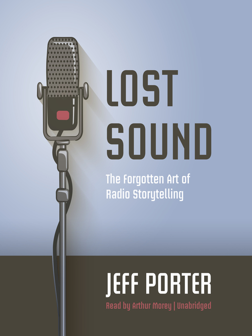 Title details for Lost Sound by Jeff Porter - Wait list