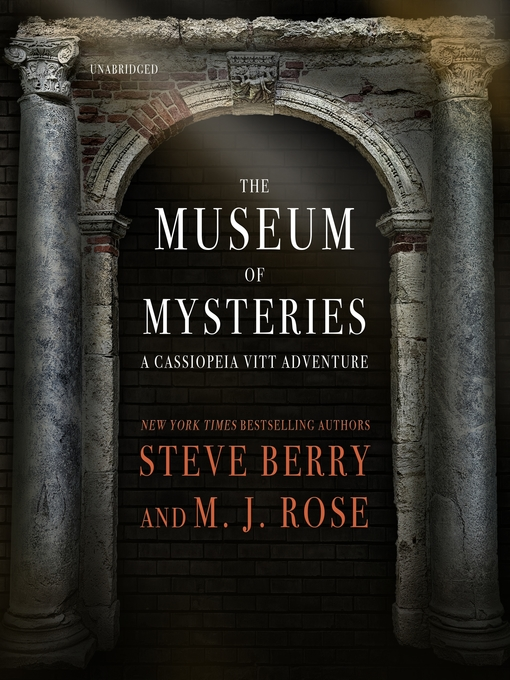 Title details for The Museum of Mysteries by Steve Berry - Wait list