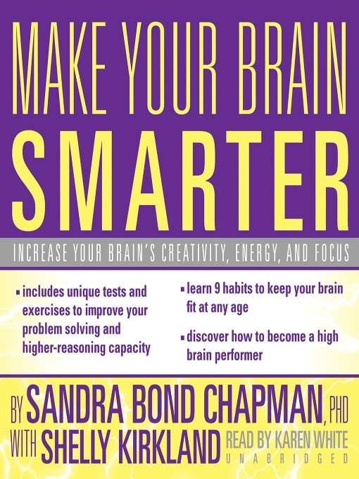 Cover of Make Your Brain Smarter