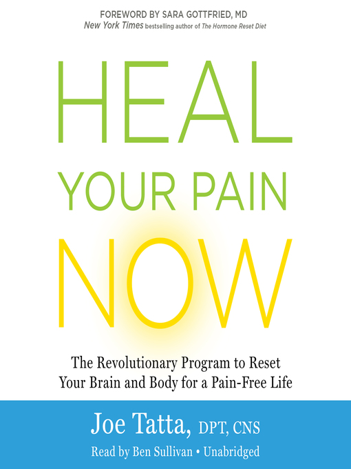 Title details for Heal Your Pain Now by Joe Tatta - Available