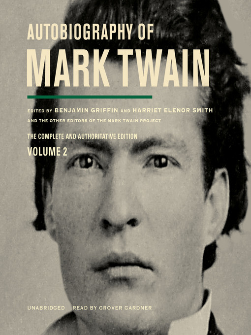 Title details for Autobiography of Mark Twain, Volume 2 by Mark Twain - Available