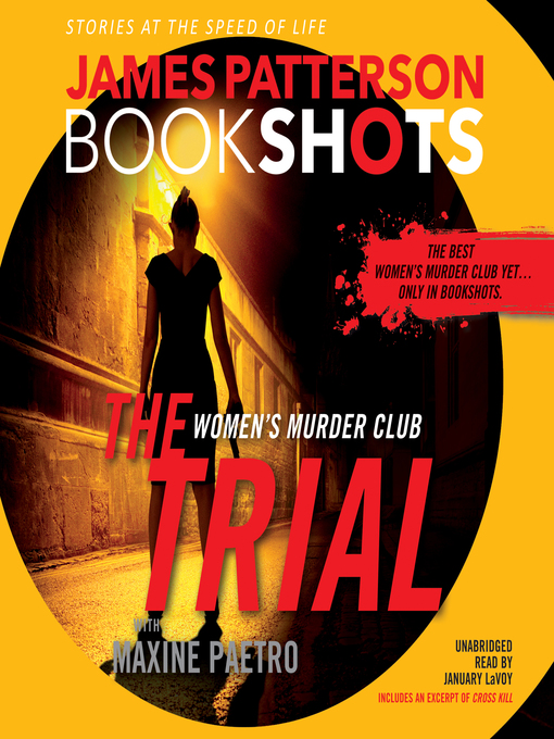 Title details for The Trial by James Patterson - Available